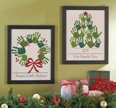 santa s little helpers and our family tree art these are the