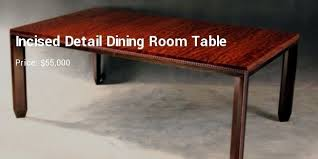 Expensive wood dining tables Wooden Domainmichaelcom 10 Most Expensive Dining Room Tables Successstory