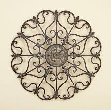 Art Decor Designs Classic and decorative wrought iron wall decor and designs ideas 44