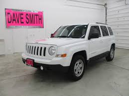 pre owned 2018 jeep patriot sport