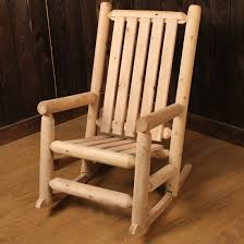 image of rustic rocking chairs ideas