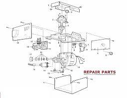 liftmaster garage door opener parts. Chamberlain Liftmaster Wiring Schematic Garage Door Adorable Opener Parts