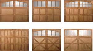 wood garage doorTraditional Wood Collection Garage Doors  Overhead Door