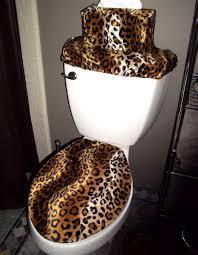 fur toilet seat cozy