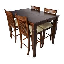 tall extendable dining room table set tables