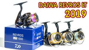 <b>Daiwa Revros</b> LT 2019 - бюджетная <b>катушка</b> для ультралайта с ...
