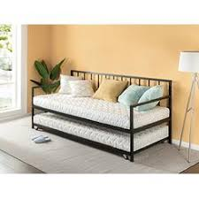 daybed with trundle. Zinus Newport Twin Daybed And Trundle Set / Premium Steel Slat Support Roll With