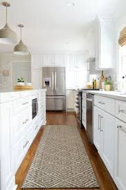 Fancy Striped Kitchen Rug Runner 25 Best Ideas About Kitchen