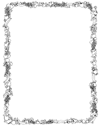 Best Black And White Borders 15321 Clipartion Com