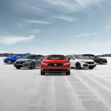 <b>Honda Civic</b> Family: Models & Price | Honda
