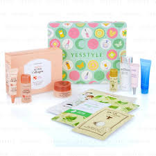 yesstyle beauty korean beauty sle box