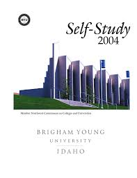 Byu Idaho Self Study Northwest Commission On Colleges And