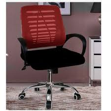 ergonomic high back mesh swivel office chair blue lazada malaysia