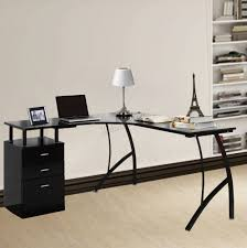 tables for home office. Sentinel WestWood L-Shaped Corner Computer Desk PC Table Home Office Study CD04 Black Tables For
