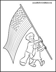Small Picture Coloring Pages Flags Coloring Home
