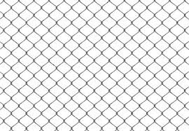 wire fence transparent. Fence Transparent Wire I
