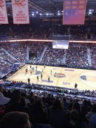 Kenny Chesney Mohegan Sun Seating Chart Mohegan Sun Arena Section 106 Home Of Connecticut Sun New