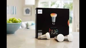 Philips Home Automation Lighting Philips Hue Smart Color Led Bulb Home Automation Wireless Light System