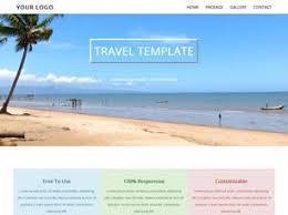 Travel Templates Free Travel Website Templates 99 Free Css