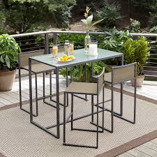 Craftsman Stool And Table Set Outdoor Bars Patio Bars Sears