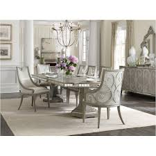 hooker furniture.  Hooker 560375004ltbr Hooker Furniture Sanctuary Epoque Dining Room Table With Home Living