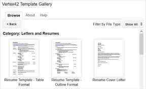 Google Docs Resume Template Impressive 60 Google Docs Resume Templates For All Styles And Preferences