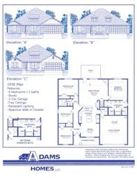 adams homes floor plans. Click On A Floor Plan To See Larger Version Adams Homes Plans