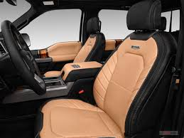 2017 ford f 150 front seat