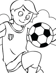 Soccer Coloring Pages Messi Player Hiscafulcom