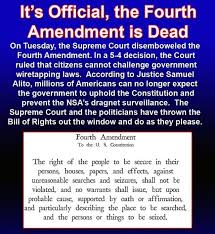 best fourth amendment images th amendment  it s official the fourth amendment is dead by kurt nimmo blogging citizen