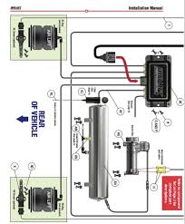 how to install air lift performance p in air line gallon 5 if shortening the rod linkage is necessary mark the rod cover w