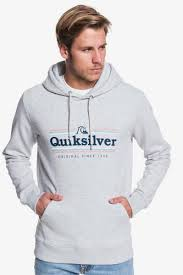 Худи <b>QUIKSILVER</b> Get Buzzy (<b>ATHLETIC</b> HEATHER (sgrh), S ...