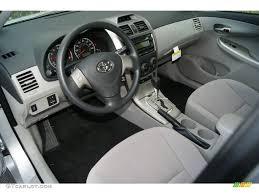 Ash Interior 2012 Toyota Corolla LE Photo #59617130 | GTCarLot.com