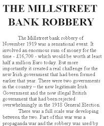 essay bank robbery narrative essay bank robbery
