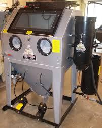Abrasive Blasting Cabinet Direct Pressure Blast Cabinet Bb 850xld Fl Pr Badboy Blasters