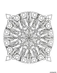 Coloriage Mandalas To Download For Free 1 Dessin Imprimer