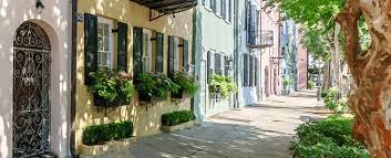 best charleston historic house tours