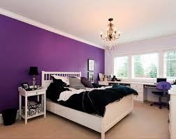 Purple Accent Wall Bedroom Edmcgrady Com