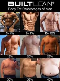 Body Fat Percentage Photos Of Men Women 2019 Builtlean