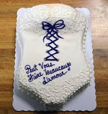 160 Corset Cake