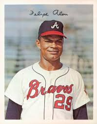 Felipe Alou comes to the Braves in trade with San Francisco — December 3,  1963 | The History of the Atlanta Braves