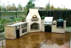 outdoor fireplace and pizza oven outdoor fireplace kits with pizza oven prefab outdoor fireplace fab outdoor