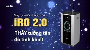 Máy lọc nước thông minh Karofi iRO 2 0 - YouTube