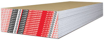 Type X Fire Resistant Drywall Certainteed