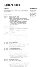 Dishwasher Resume Samples Dishwasher Resume Alid Info