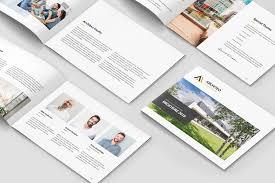 Graphic Design Brochure Templates 100 Best Indesign Brochure Templates