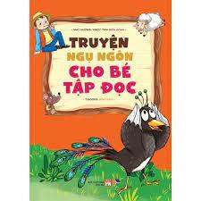 Sách - Combo Truyện Cổ Tích Việt Nam Cho Bé Tập Đọc + Truyện ngụ Ngôn Cho  Bé Tập Đọc giá cạnh tranh
