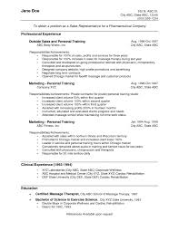 Objectives For Sales Resume. retail resume sample. example reverse ...