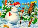 Зимняя сказка для детей