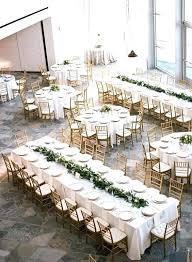 Rectangle Tables Wedding Reception Rectangle Table Centerpieces Best Long Ideas On Rectangular